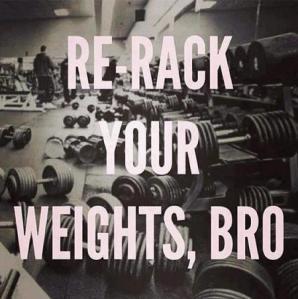 rerack-weights