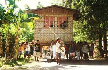 Bayanihan. Image from google.