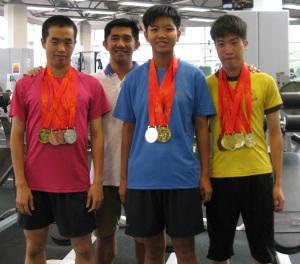 sam medal